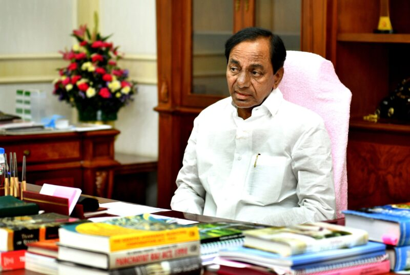 24 hour lockdown, KCR asked to protect, Hyderabad Muslims, BJP, Police