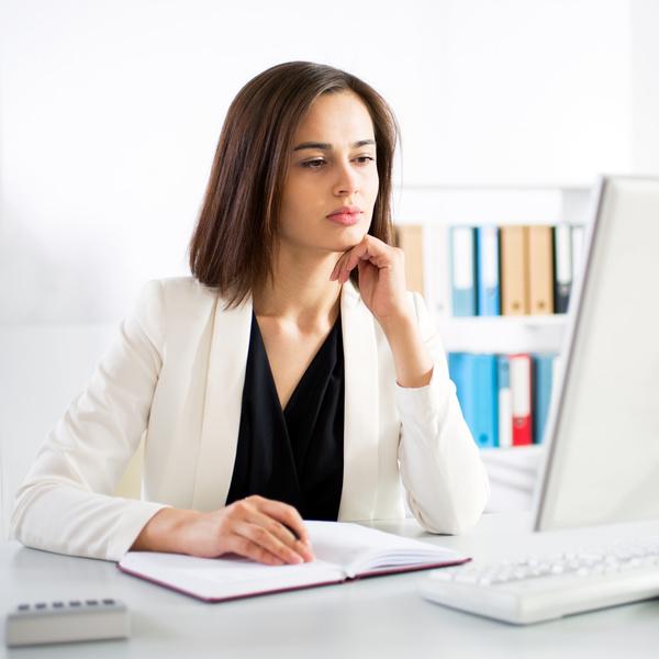Women work full time always?