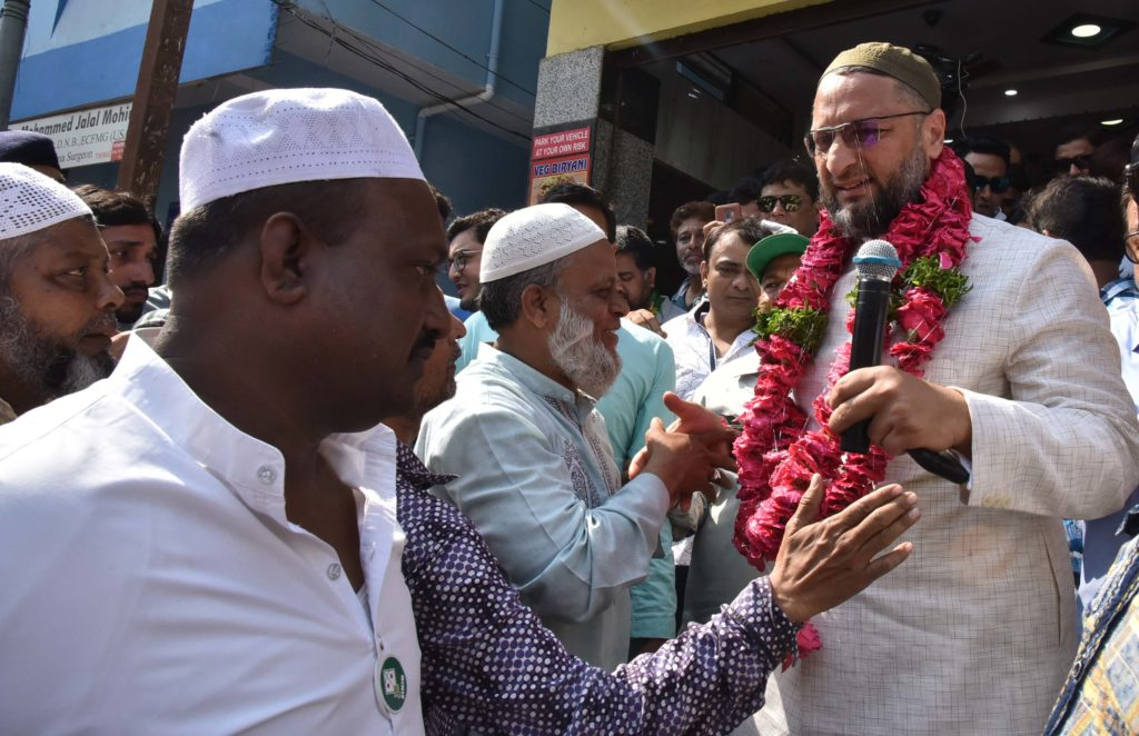 Is Asaduddin Owaisi Another Tipu Sultan To Fight In UP To Save Innocent Lives