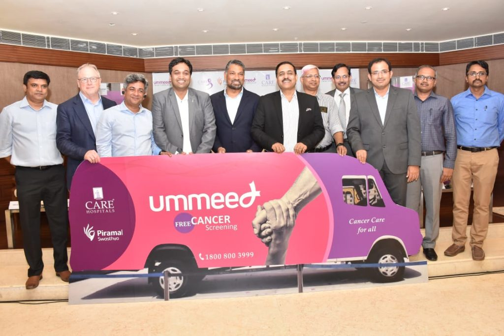 Cancer program technology based to help on large scale