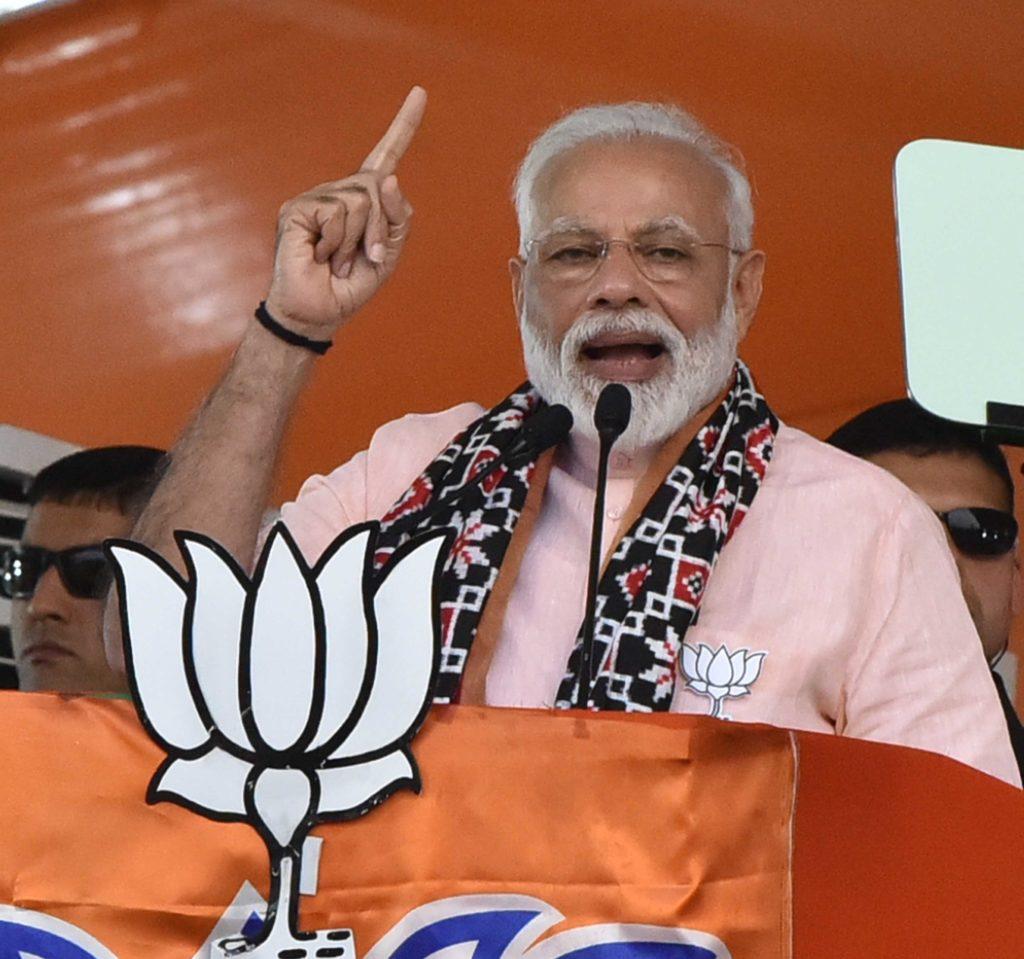 Bharat ki vaat lagaadi banke PM Jaahil – Hindi Solo