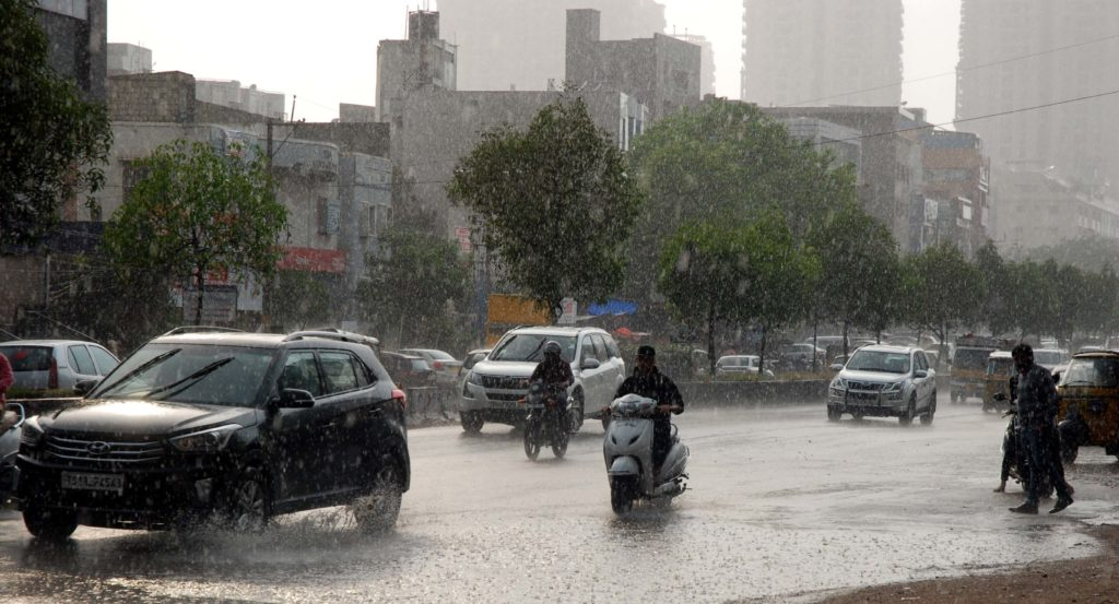 Hyderabad Heavy Rains To Last For 1 More Week