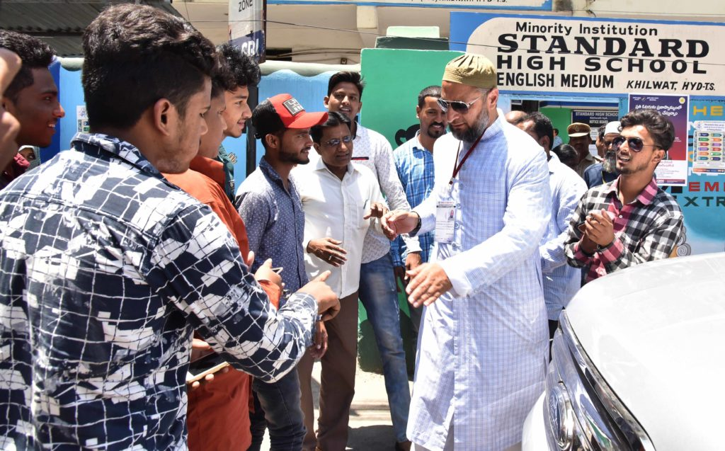 AIMIM in UP Covering More Areas As 30 Seats Guaranteed Out Of 100