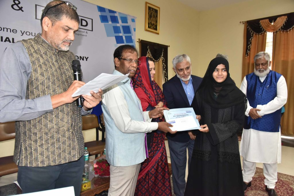 Girl students to benefit from SEED, USA for further study Scholarships