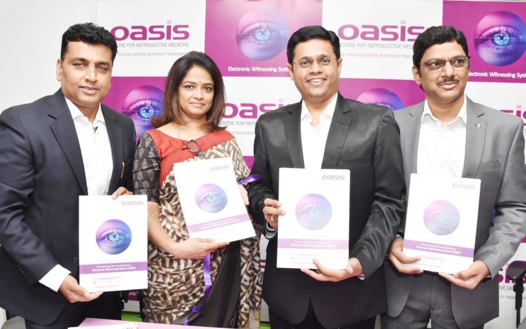 Couples get advance technology for pregnancy First time in India