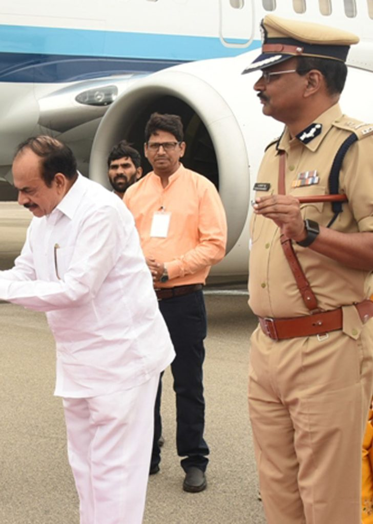 Home Minister Mahmood Ali will not resign from TRS Post