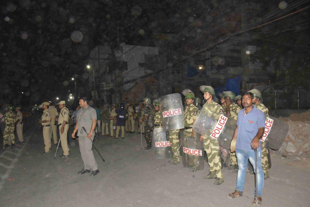 Curfew in Kashmir keeps Children with health problems