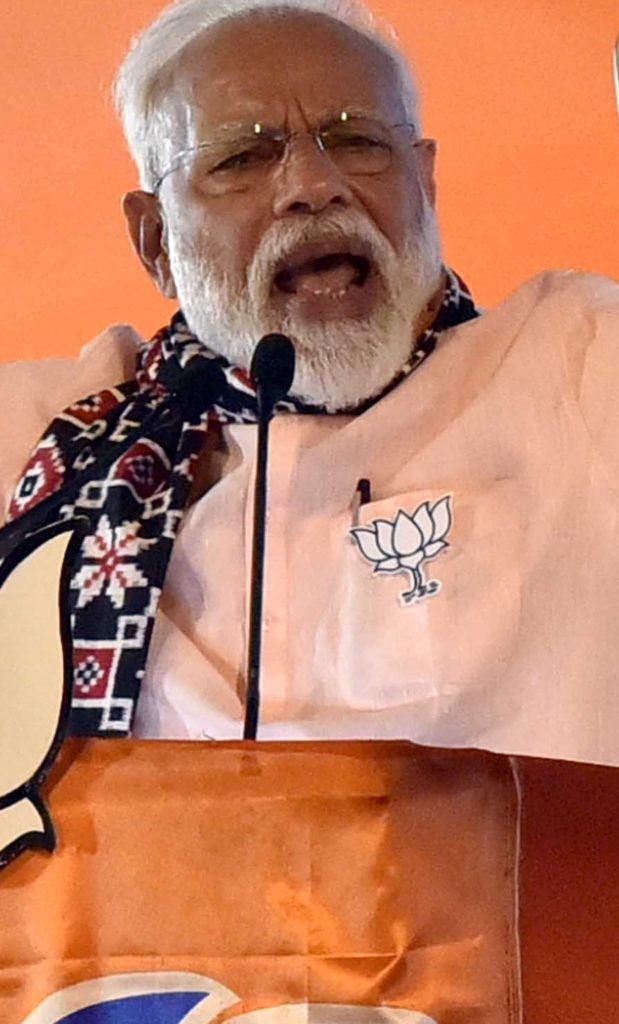 Narendra Modi ruined India with his hatred towards Muslims