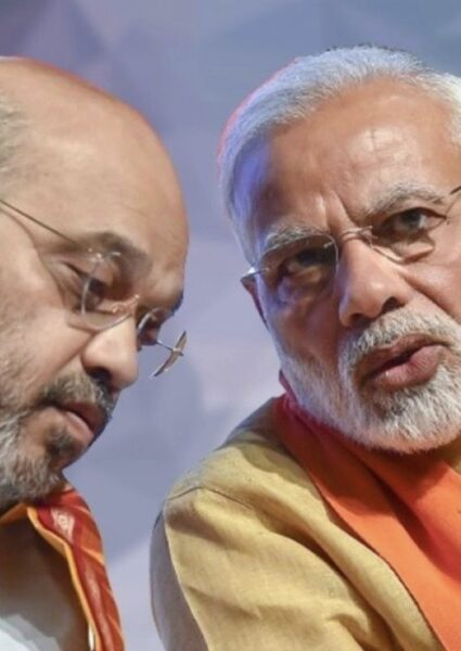 Amit Shah fails in making India peaceful as Narendra Modi keeps lying