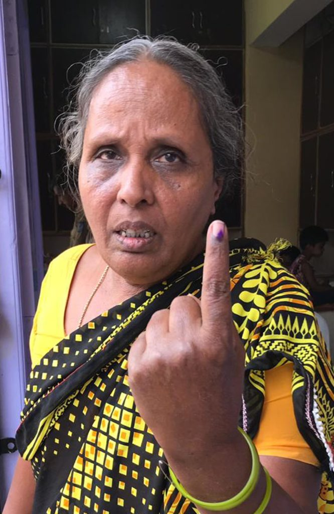Dual voter Ids with money given to poor people for voting is how true?