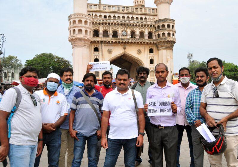 Telangana State Lockdown can create heavy rush for 4 hours