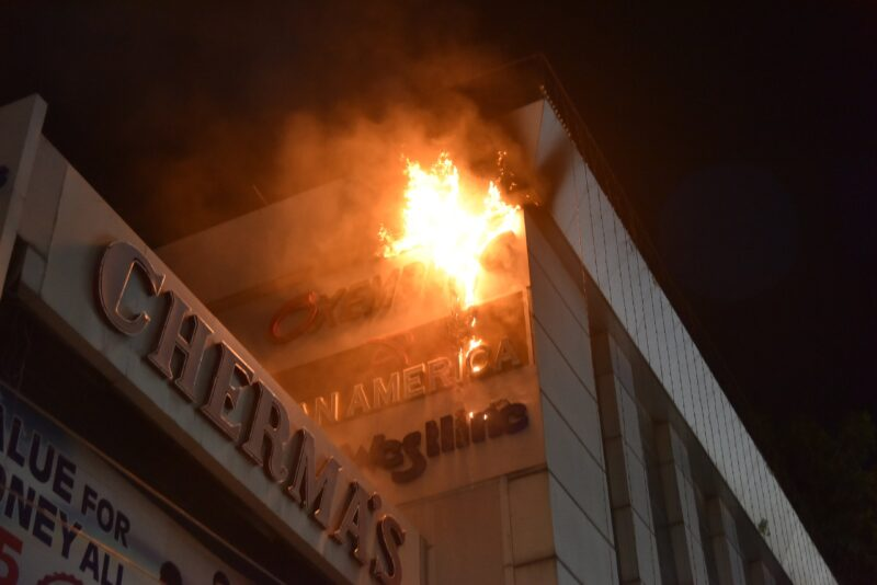 Fire at Abids in Hyderabad, Shop, Staff, Clothes