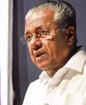 Kerala CM Tested Positive, Covid-19, Self isolation, CM, Pinarayi Vijayan, Govt hospital, Medical college