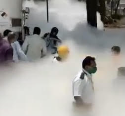 Oxygen tanker, Oxygen Leak, India, Covid-19, Worse, Crises