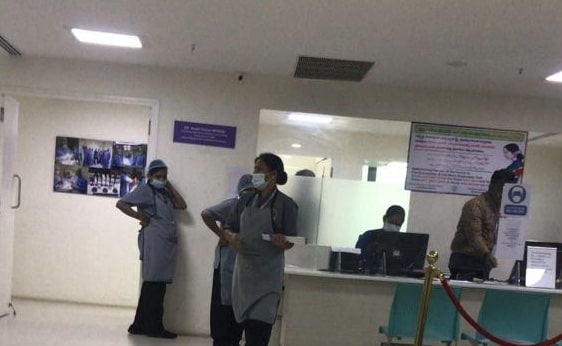 Hospitals Billing Reports Needs Close Check Before Leaving For Home
