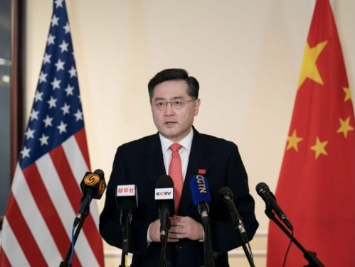 China To Repair Relations With USA On Chinese Terms