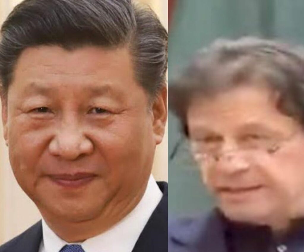 Xi Jinping discussed Imran Khan Ideas with America