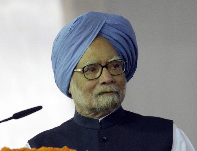 Former Prime Minister Manmohan Singh Recovering